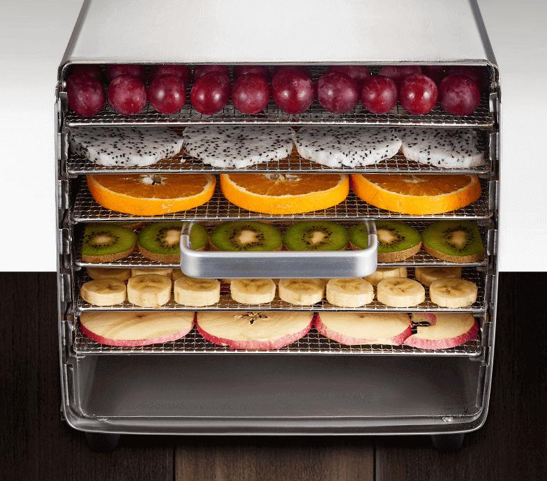 Tủ sấy hoa quả trái cây