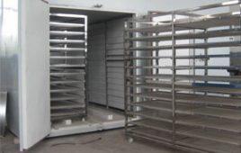 Tủ sấy thực phẩm công nghiệp sử dụng như thế nào?