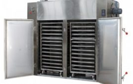 Đặc điểm của máy sấy thực phẩm công nghiệp