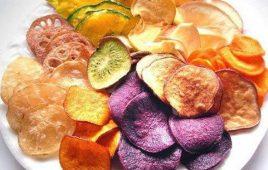 Thực phẩm sấy khô phổ biến được làm từ tủ sấy thực phẩm công nghiệp