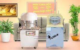 3 loại máy chia bột nào đáng mua nhất hiện nay tại sao?